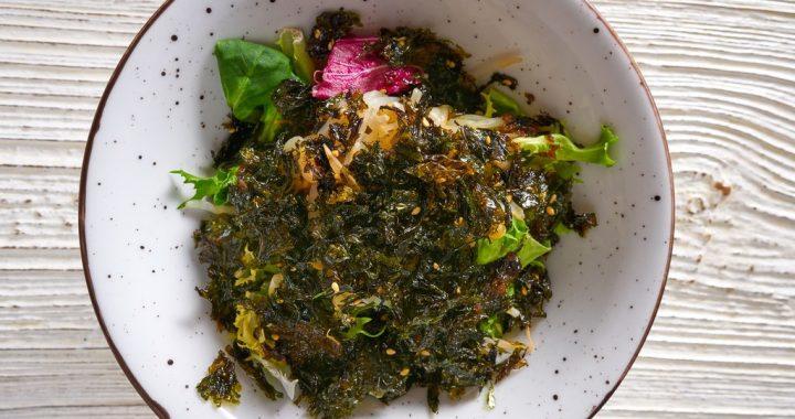 unconventional celebrity diet seaweed