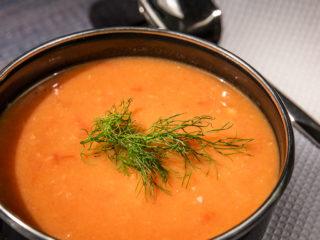Cold Tomato Soup