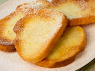 Spiced French Toast