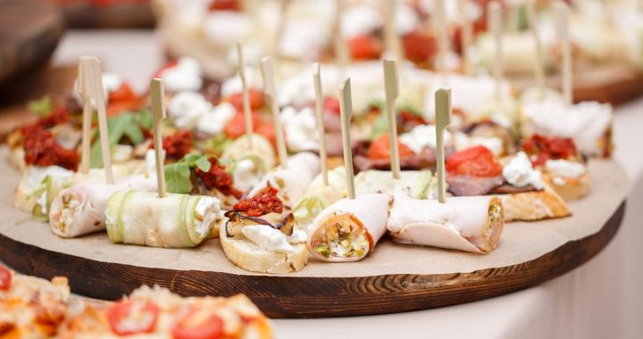 Easy to Make Finger Foods for Parties