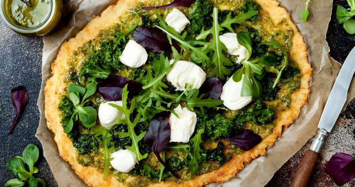 Gluten-Free Pizza Crust Ideas to Enjoy Any Time of the Day
