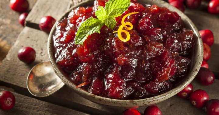 What to Do with Extra Cranberry Sauce