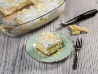 No-Bake Vanilla Pudding Cheesecake