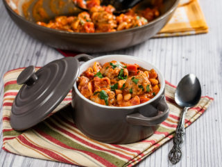 Pork and Cannellini Bean Stew (Cassoulet)