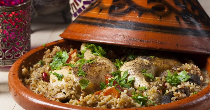 Looking for Something New to Make? Try Making Tajine