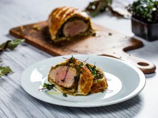 Pork Wellington