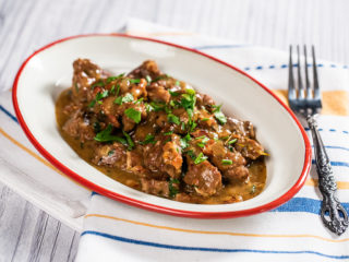 Beef and Beer Stew (Carbonade Flamande)