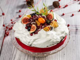Winter Fruitcake