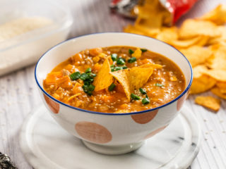 Turkey Peanut Stew