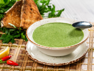 Creamy Parsley Soup
