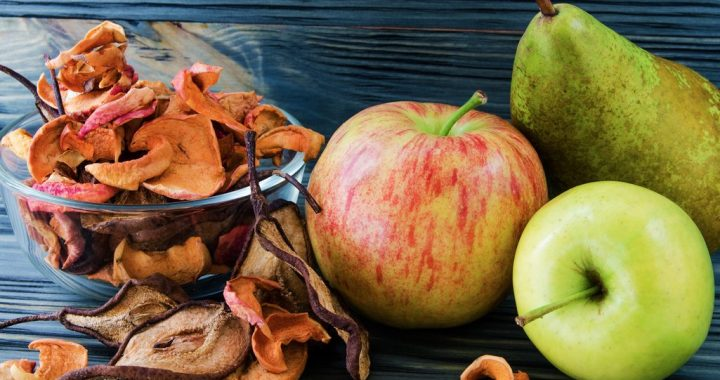 Cutting Back on the Sweet Stuff? Homemade Fruit Chips May Help