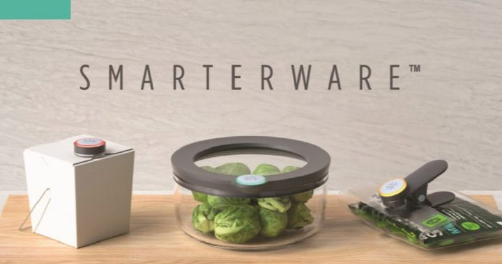 New Smart Tupperware Alerts You When Food Has Gone Bad