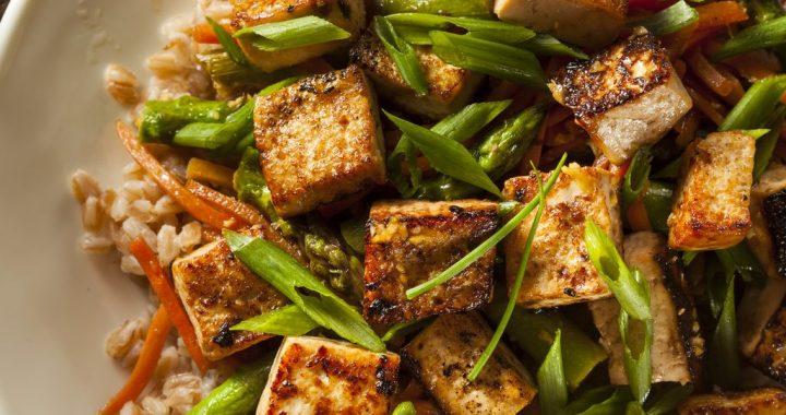 Cooking Tofu: The Tasty Secret