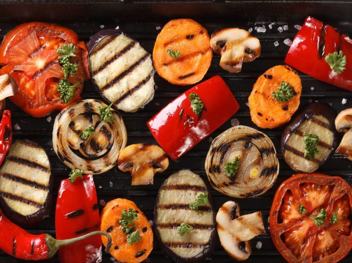 Grilling Vegetables: Make them Excellent