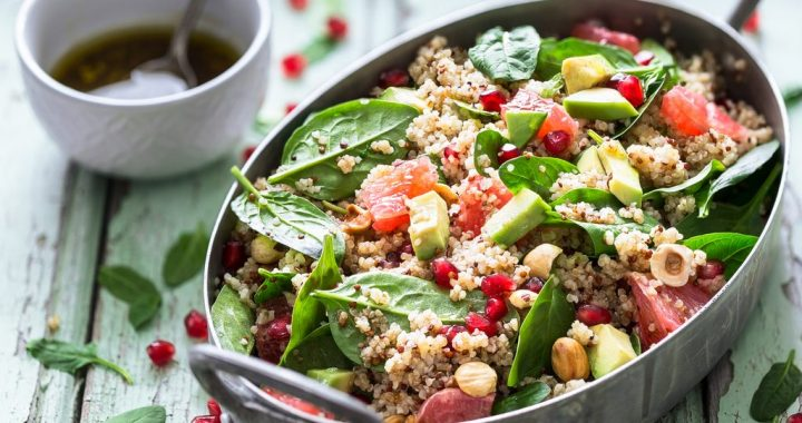 7 Nutritious Salads to Take You to a Healthier Level