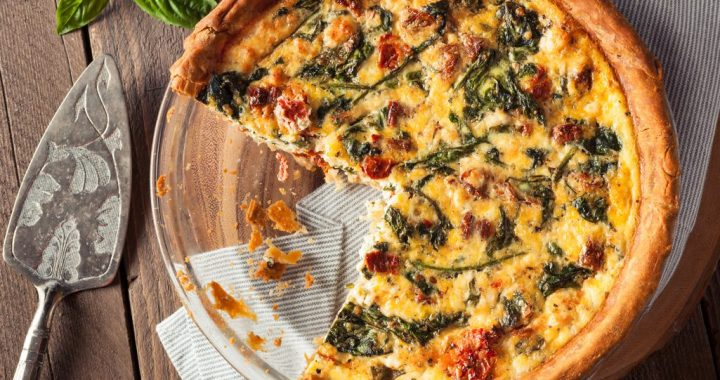 Quiche Recipes for Every Day of the Week