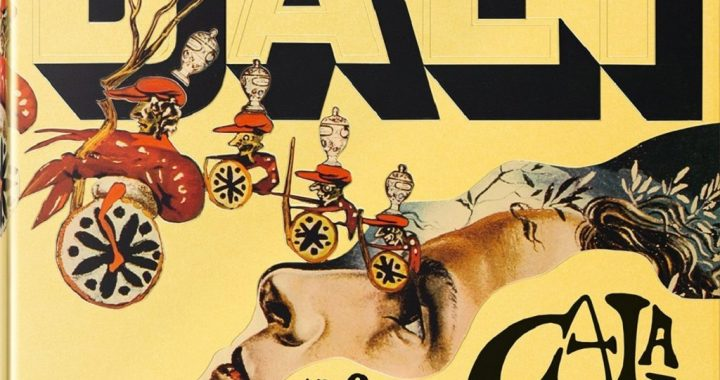 Looking for New Old Flavors? Try the Salvador Dali Cookbook