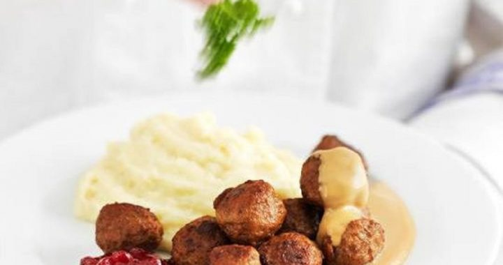 Plant-Based Ikea Meatballs Are A Thing Now
