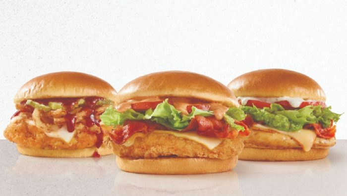 Wendy's Just Unleashed A New Trio Of Loaded Chicken Sandwiches -