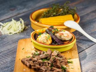 Beef Sancocho