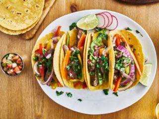 Meatless Tacos, the Surprise Hit for Del Taco Chain