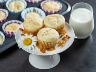 Kefir Muffins