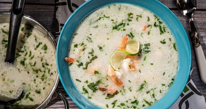 6 Shrimp Soup Recipes for a Prawny Time -