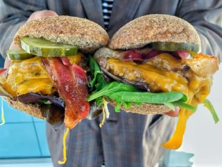 BurgerIM Now Offering The World's First Keto Burger -
