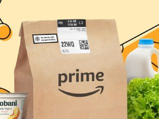 Amazon Now Delivering Your Groceries For FREE -