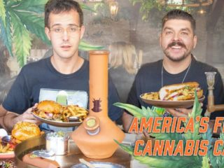 Eating The Stigma: Is The Cannabis Cafe The Next American Culinary Trend? -