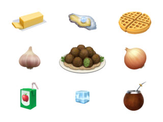 The Newest Food Emojis Have Been Revealed -