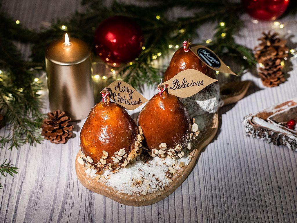 Caramel-Coated-Pears