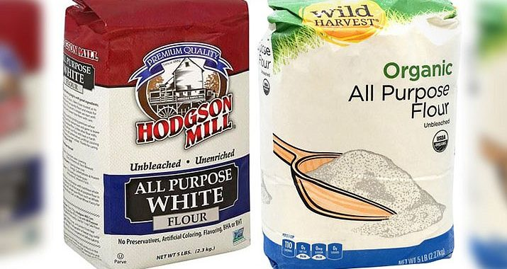 Packages of Flour Recalled