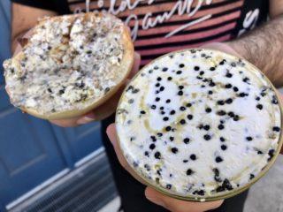 Caviar butter
