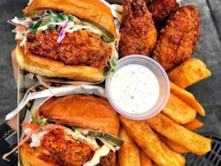Korean Fried Chicken's Answer To Nashville Hot Is Here -