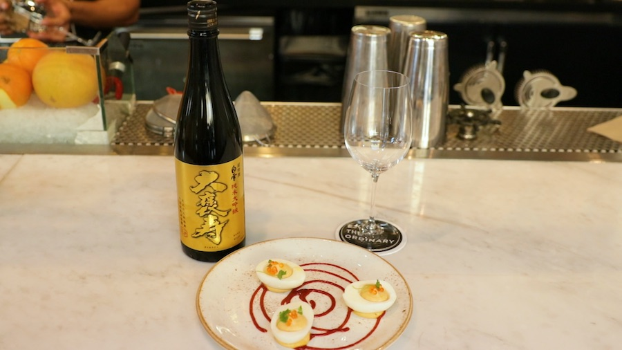 Why Pairing Seafood & Sake Is A Sensory Gamechanger -