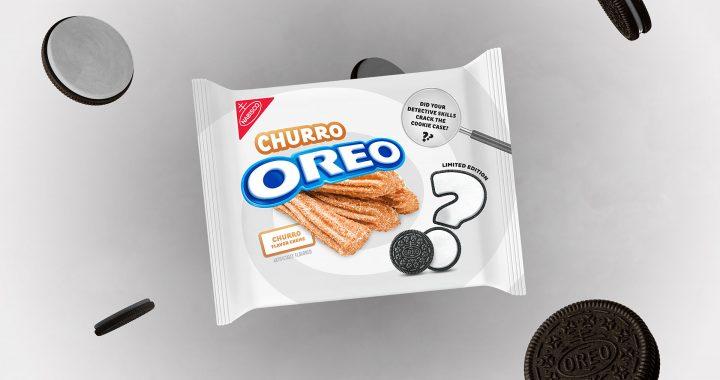 Mystery Oreo Churro