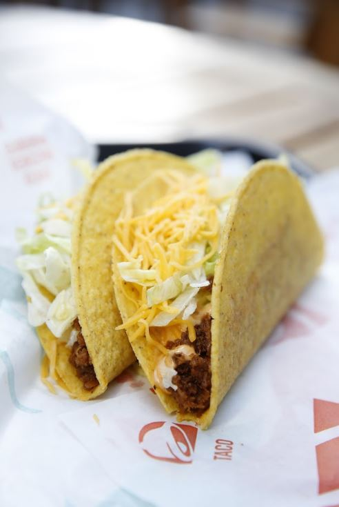 Taco Bell Quietly Launched Their Own Plant-Based Meat Alternative -