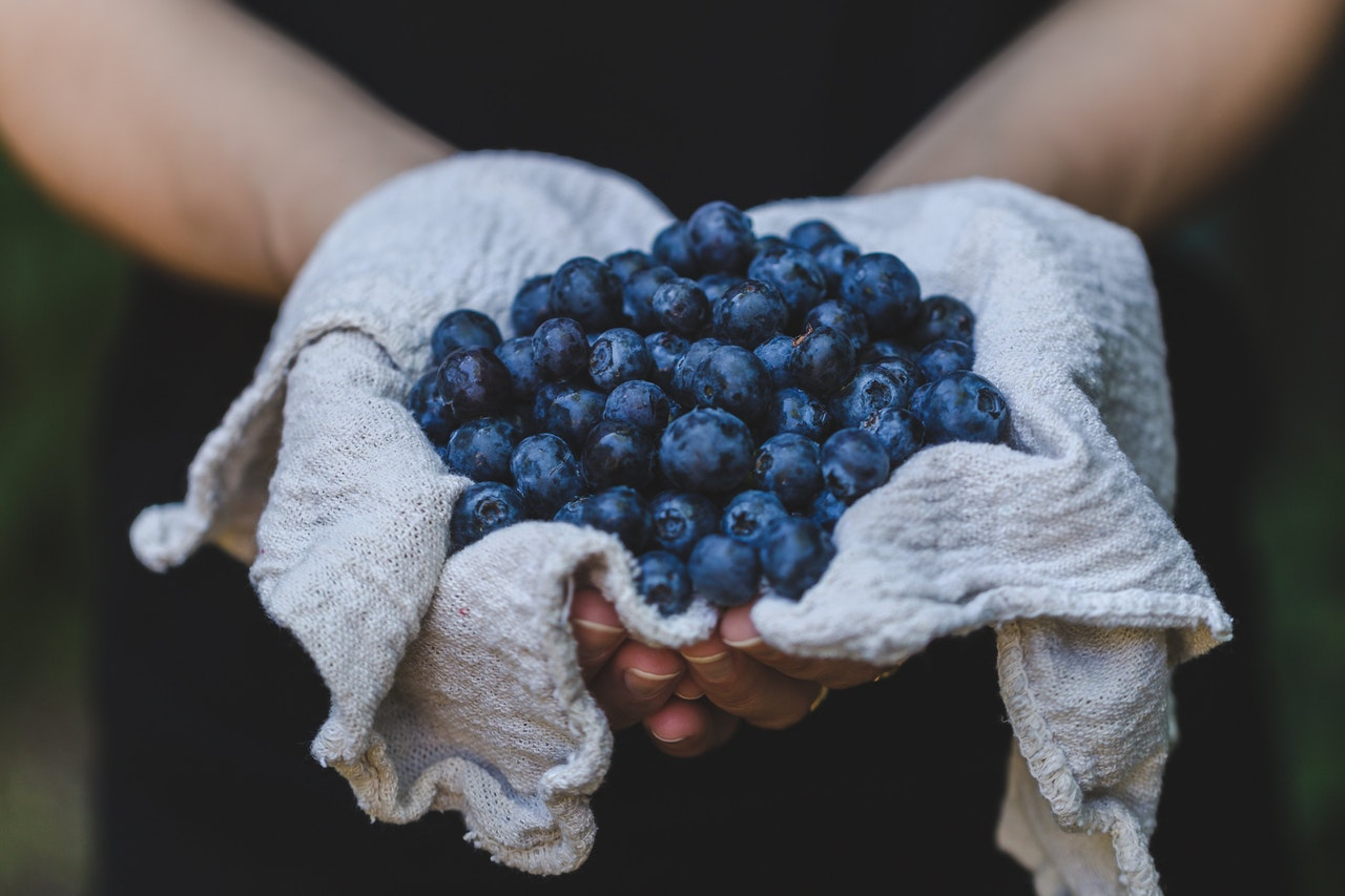 Blueberries as superfoods