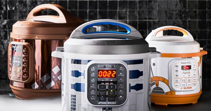 Instant Pot Star Wars-line of multi-cookers