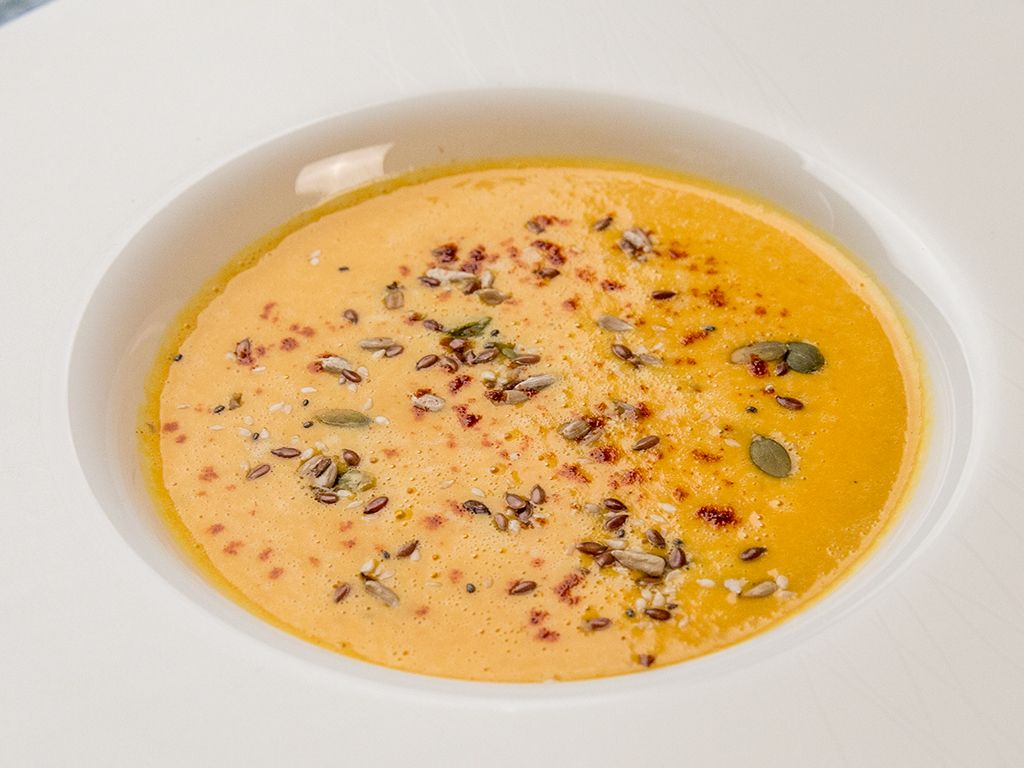 Squash-and-Bacon-Soup