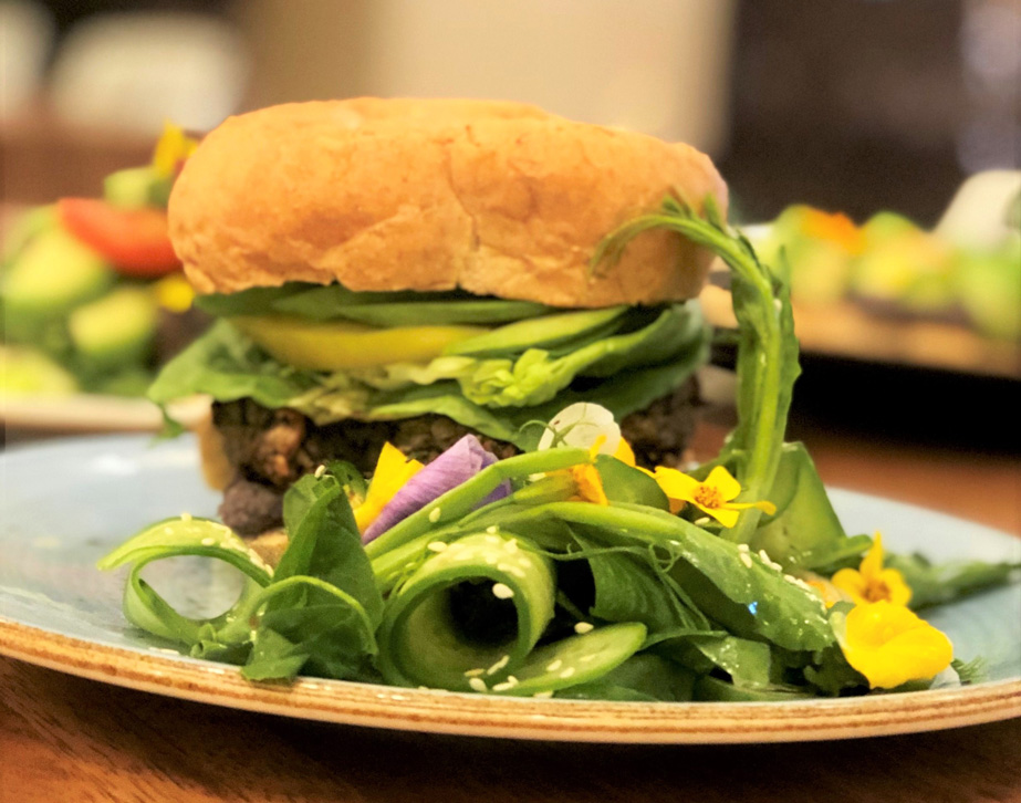 Truth-Tonic_Grilled-Homemade-Veggie-Burger