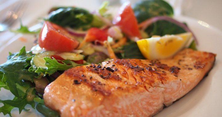 A fish dish