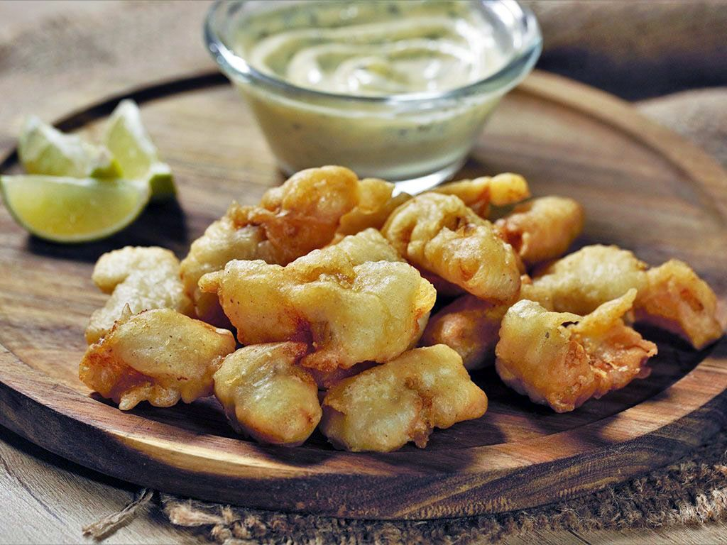 Fish-Bites-with-Mayo-Dip