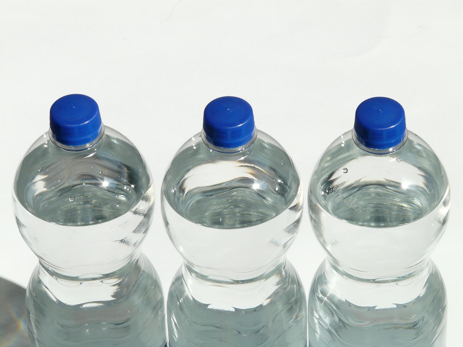 water-plastic