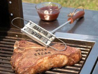 Meat stamper