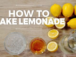 How to Make Lemonade -