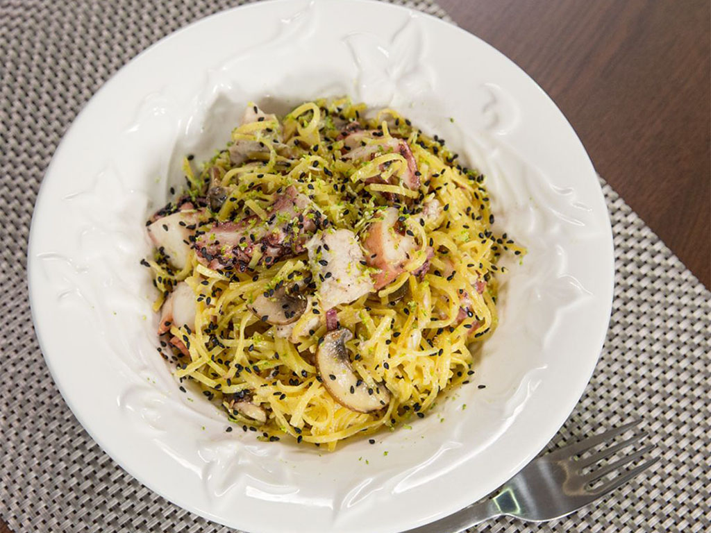 taglierini-with-octopus-and-swordfish