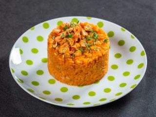 Carrot Tartare