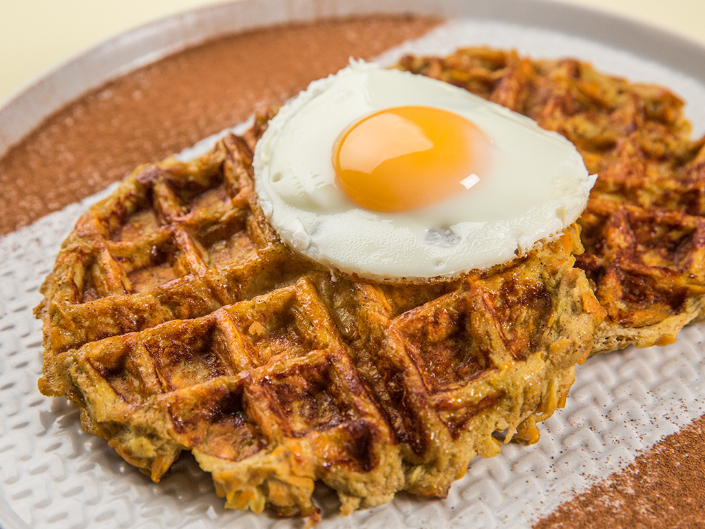 Apple-Sweet-Potato-Waffles